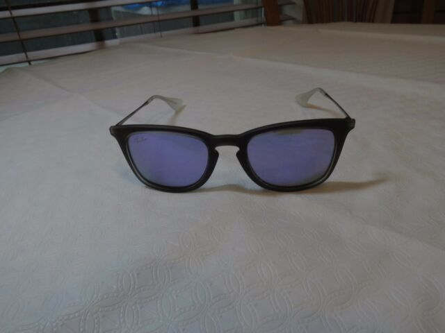 Ray Ban sunglasses used RB4221  6168/4V 50 19 2N scratches RAYBAN frames glasses