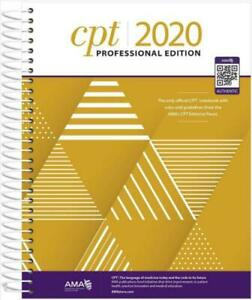 CPT-Professional-2020-by-American-Medical-Association-9781622028986-Brand-New