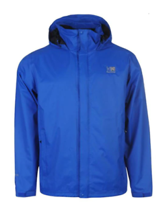 Karrimor-Sierra-Weathertite-Jacke-Herren-blau-gr-UK-XS-ref148