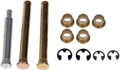 Door Hinge Pin /& Bushing Kit-and Bushing Kit Carded Front Dorman 38479