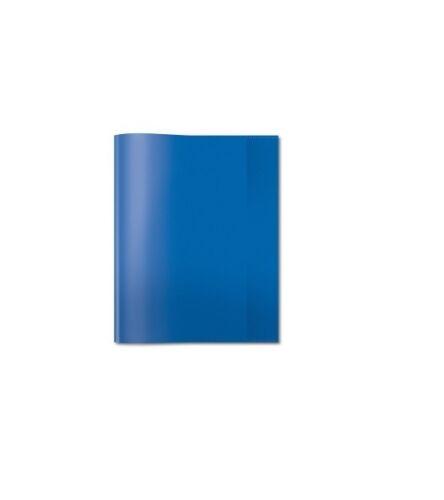 HERMA Heftschoner 7493 DIN A4 blau transparent