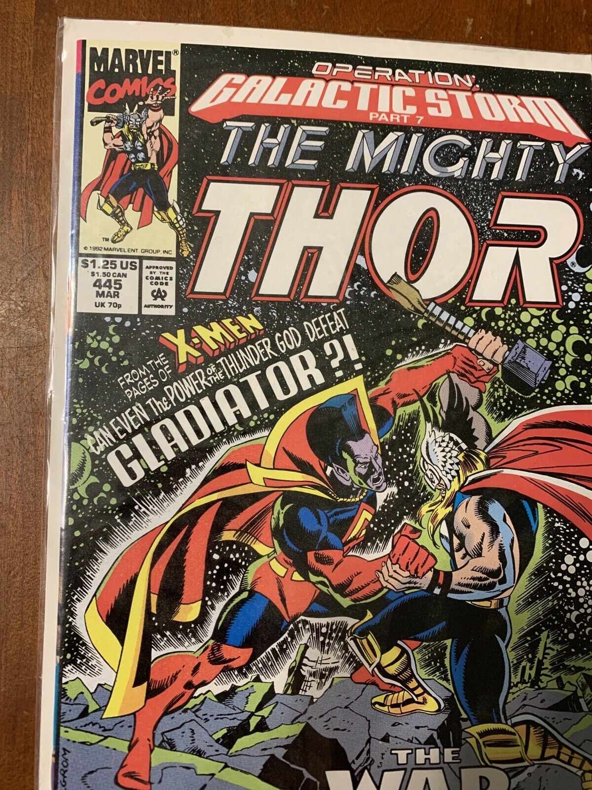 The Mighty Thor #445 March 1992 Marvel Comics