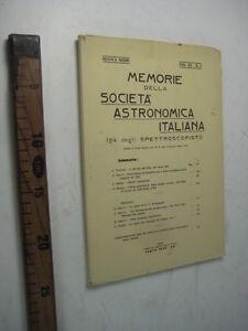 1942-ASTRONOMIA-MEMORIE-SOCIETA-039-ASTRONOMICA-N-2-GALILEO-CROMOSFERA-SOLE-SC47