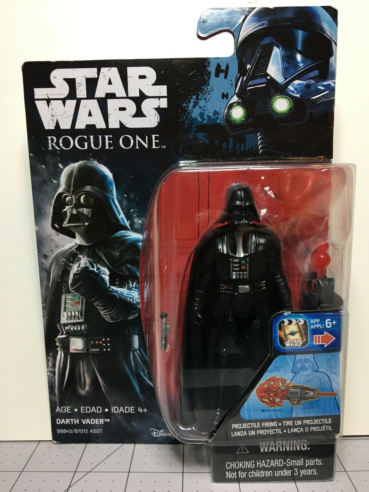 "STAR WARS  ACTION FIGURE 3.75/"" #H6"