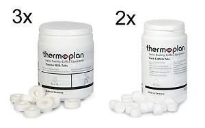 Thermoplan-Black-amp-white-3-One-Tab-Set-3-Mois-3-X-Milk-Tabs-2-X-Nettoyage
