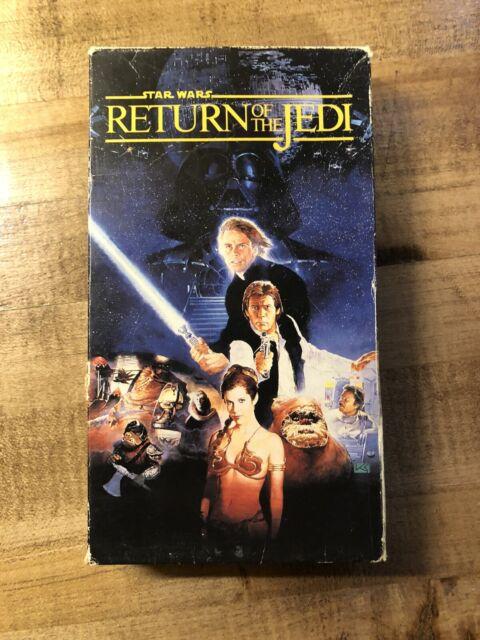 Star Wars Iii Revenge Of The Sith Japan Vhs Video Tape George Lucas Rare Thx For Sale Online Ebay