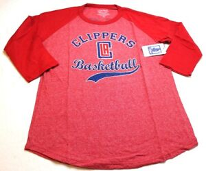 37672b95ec8 NBA Los Angeles Clippers Griffin Women s Triblend 3 4 Sleeve Shirt ...