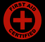 First-Aid-Certified-Emblem-Vinyl-Decal-Window-Sticker-Car thumbnail 2