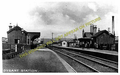Sinclairtown. Dysart Railway Station Photo 1 Thornton Junction