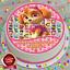 miniatura 1 - Paw PATROL SKYE personalizzata Buon Compleanno 7.5 pollici Commestibili Cake Topper B-165G