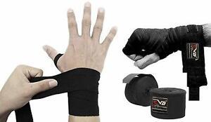 EVO-Bandages-3-5m-Boxing-Hand-Wraps-Mitt-Protector-MMA-Inner-Gloves-Muay-Thai