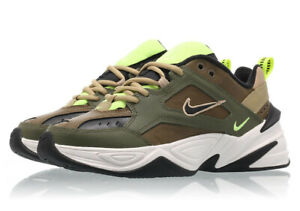 Nike Internationalist SE W shoes green olive