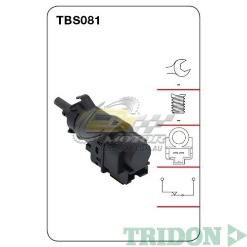TRIDON STOP LIGHT SWITCH FOR Ford Falcon8Cyl 10050408 5.4LBarra
