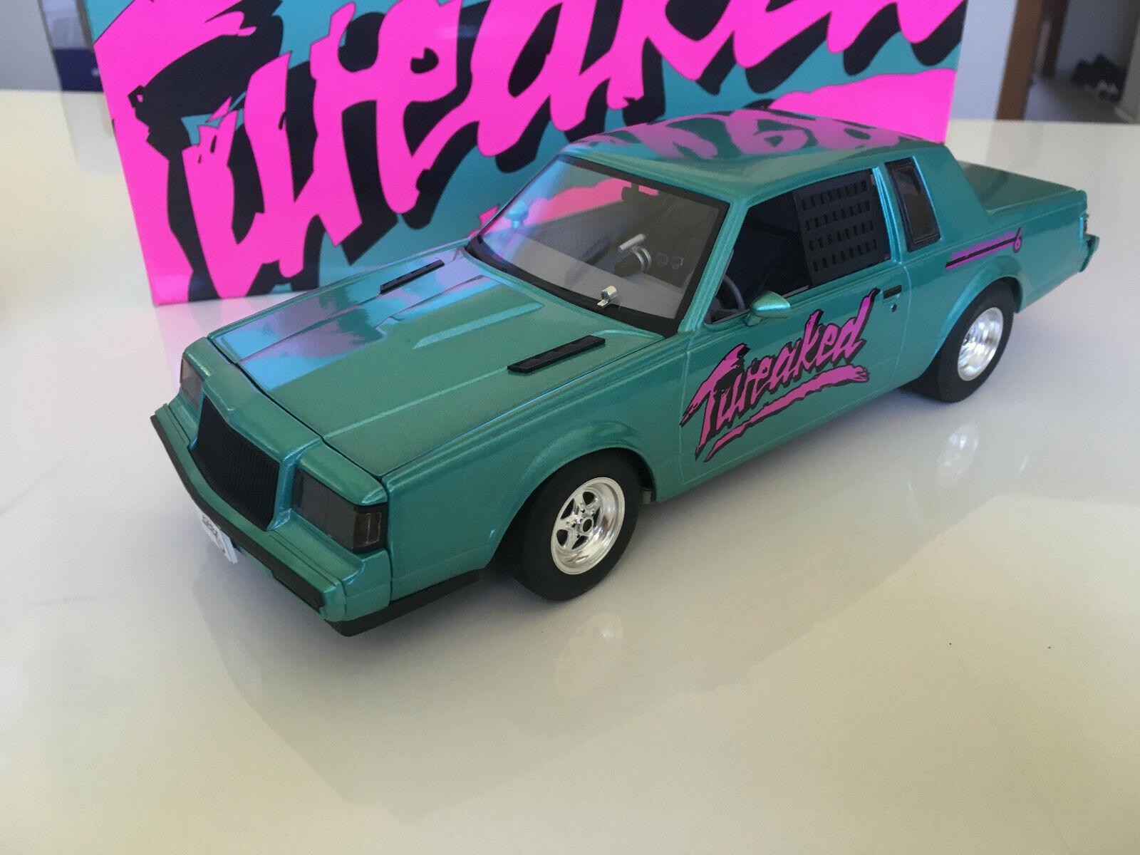 Drag buick - 1 18-gmp