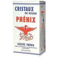Cristaux De Soude 1 Kg Phenix Nettoie Tout Du Sol Au Plafond