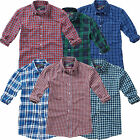 Charles Wilson Men's Cotton Lumberjack Plaid Flannel Casual Shirt Top New SS15