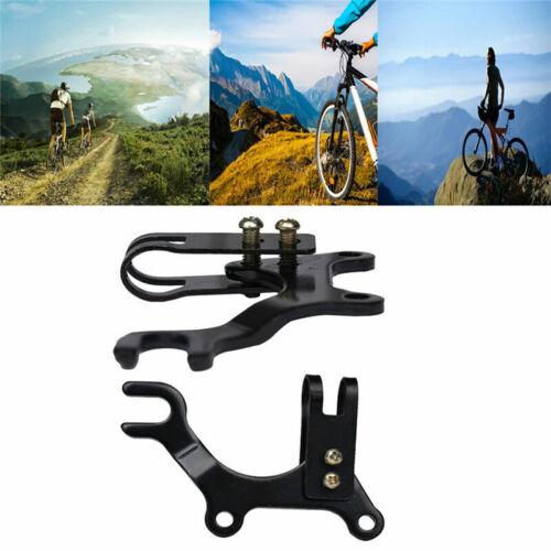 Adjustable Bicycle Bike Disc Brake Bracket Frame Adaptor Mounting Holder SA W6K8