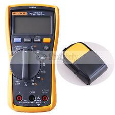 Fluke 117C Multimeter multimetro VoltAlert Backlight Meter + Soft Carrying Case