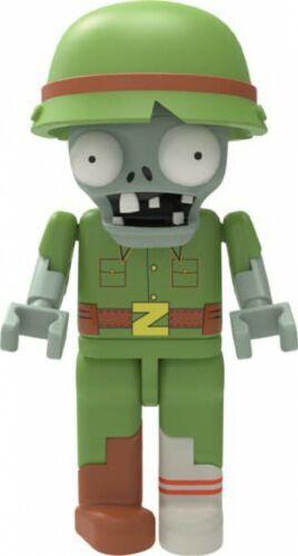 Loose K/'NEX Plants vs Zombies Soldier 2-Inch Minifigure