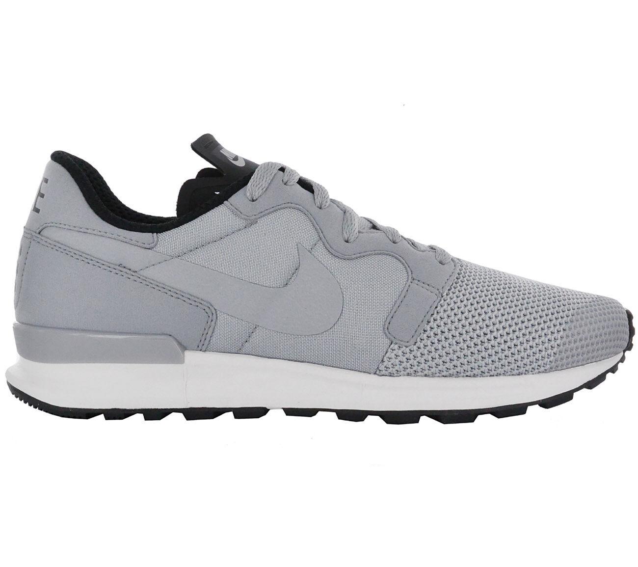 Nike Air Berwuda Premium Sneaker Herren Schuhe Retro Turnschuhe Grau 844978-002