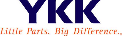 YKK Reißverschluss  2-Wege  5mm Metall brüniert  90cm  versch Farben