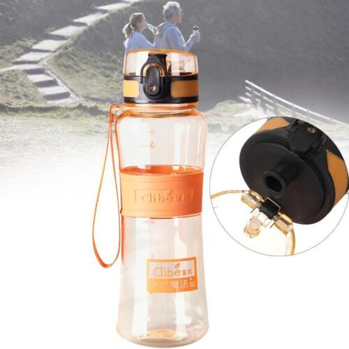 500ML Portable Fruit Infuser Travel Camping Sports Gym Water Bottle BPA Free AO