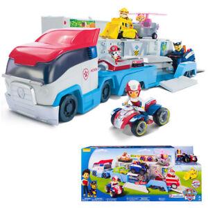 PAW-PATROL-Spielset-Patroller-Truck-Actionfigur-Auto-Spielfigur-Kinder-Spielzeug