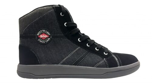 Mens Lee Cooper Steel Toe Cap Safety Trainer Work Shoe boots Casual LC101 UK7-12
