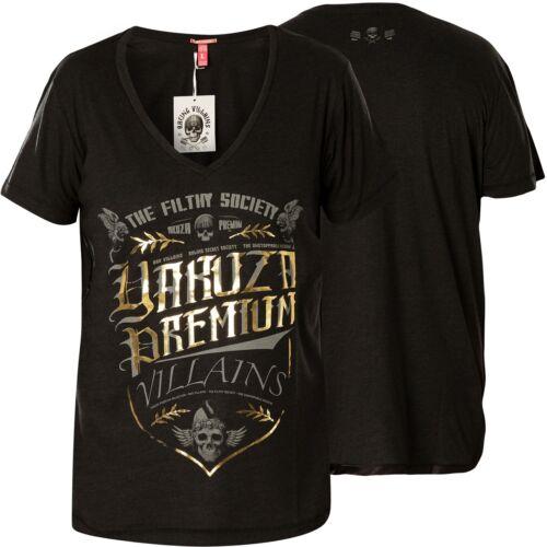 YAKUZA PREMIUM Damen T-Shirt GS-2832 Schwarz
