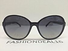 chanel 5271. new authentic chanel women\u0027s black/silver polarized 5304 c.501/s8 sunglasses 5271 u