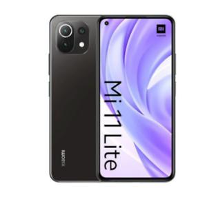 Xiaomi MI 11 Lite Global Version [8GB + 128GB] Snapdragon 732G Black