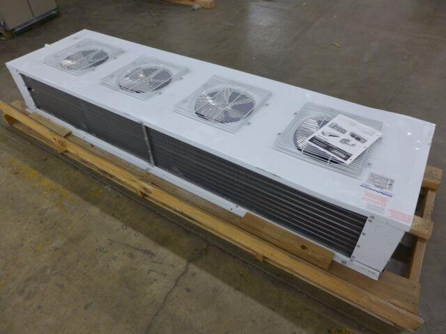 NEW Bohn WKE270BEC 4-Fan 27000 BTU Electric Defrost Walk In Cooler Coil Meat