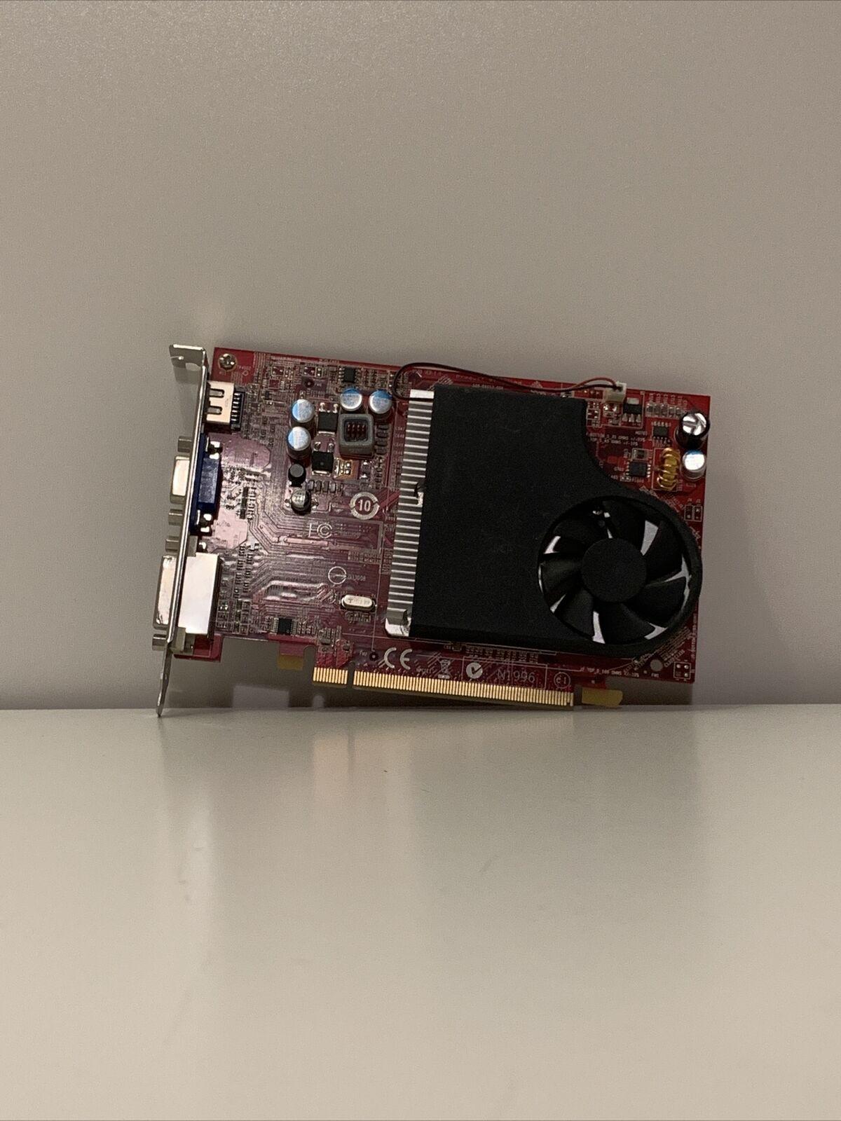 578174-001 FOR HP AMD Radeon HD 4650 1GB Delphinus 2 Ddr2 Video Card 533166-001