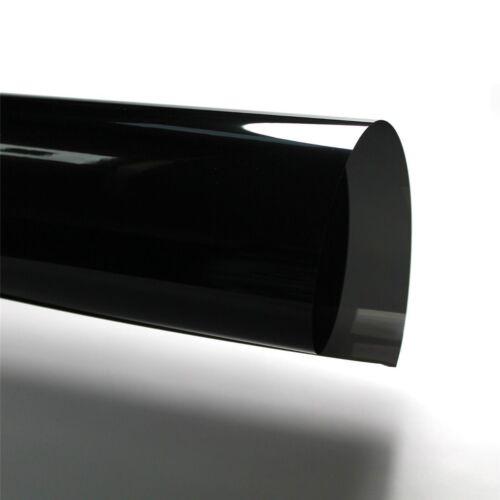 Tönungsfolie KFZ Meterware in 101cm breite Scheibenfolie 98/% 95/% 85/% 75/% 65/%