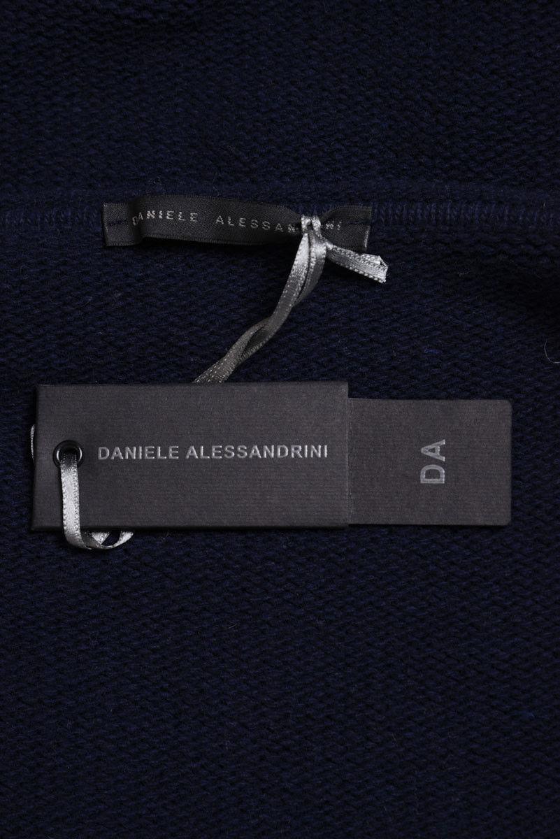 Maglia Daniele Maglione Daniele Maglia Alessandrini Sweater Uomo Blu FM91673605 23 3c68dd