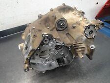 00 2000 YAMAHA KODIAK YMF 400 FOUR WHEELER 4X4 ENGINE CRANK CRANKCASE CASE
