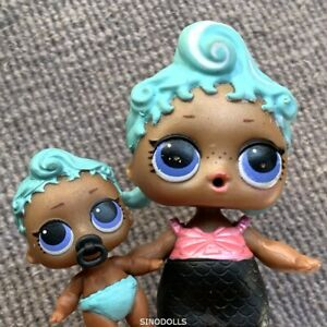 Pearl-Precious-Doll-Surprise-amp-Lil-Precious-Sister-Mermaid-Limited-Edition-Gift