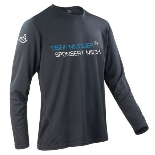 I Jersey Shirt Jersey Downhill Freeride Mtb Your Mudder ® lets me