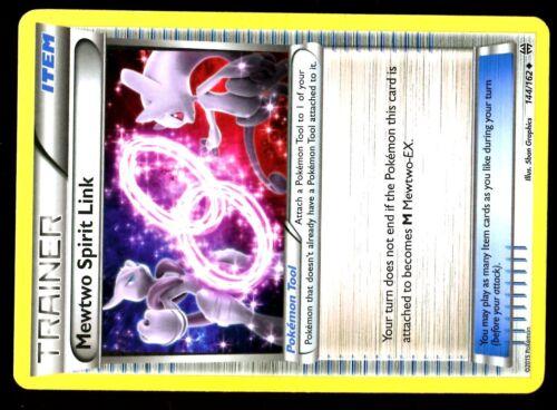 POKEMON XY8 BreakThrough UNCO N° 144//162 MEWTWO SPIRIT LINK