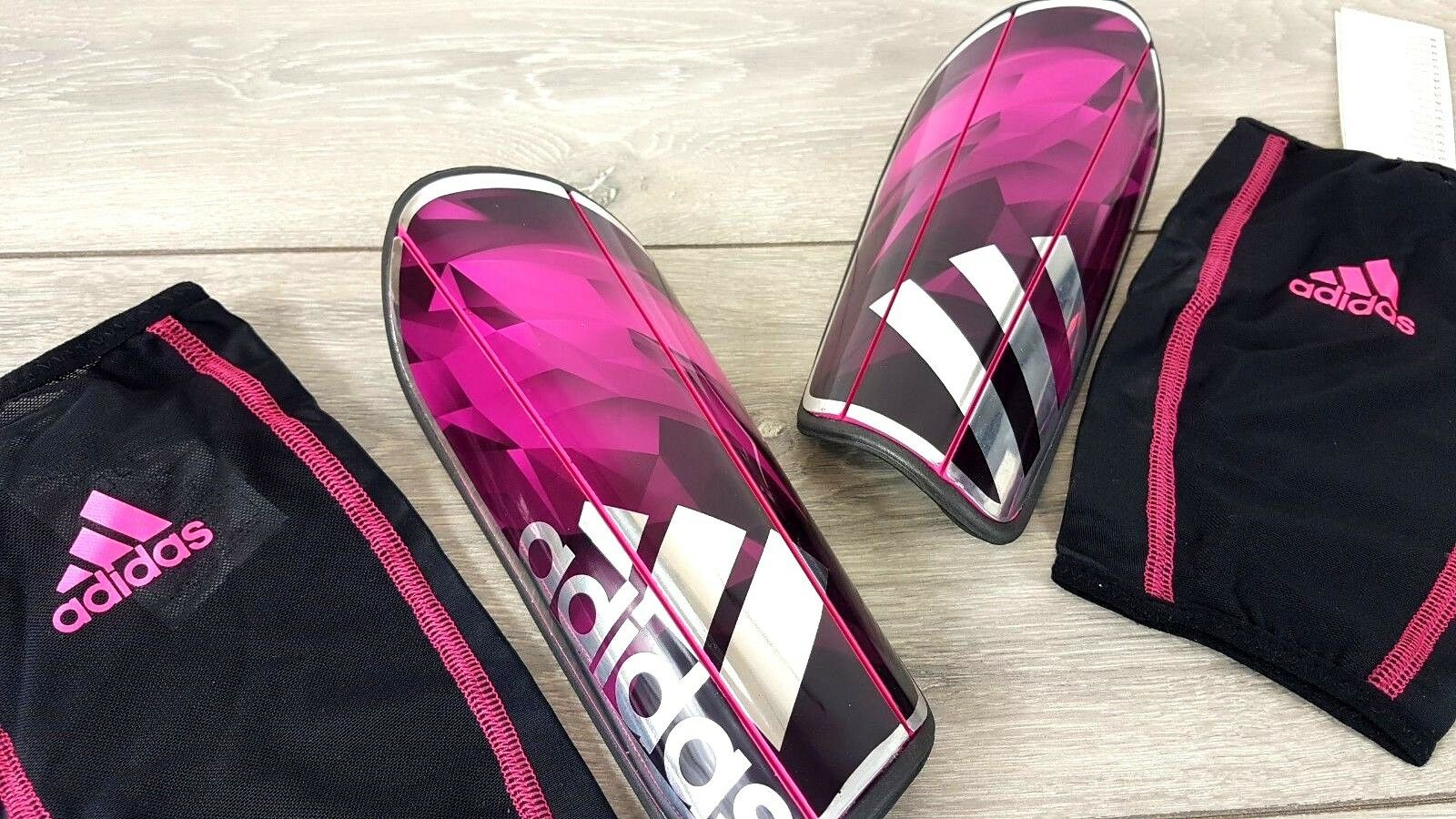 Adidas Mens Ghost Graphic Pro Shin Guard Training Accessory Workout Large A432-1