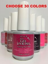IBD Just Gel Polish Nail Soak Off CHOOSE 30 COLORS SET 0.5 OZ