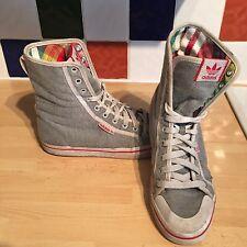 Adidas Originals Honey Womens Hi Top Boots/Trainers UK 6 US 7.5 G16725