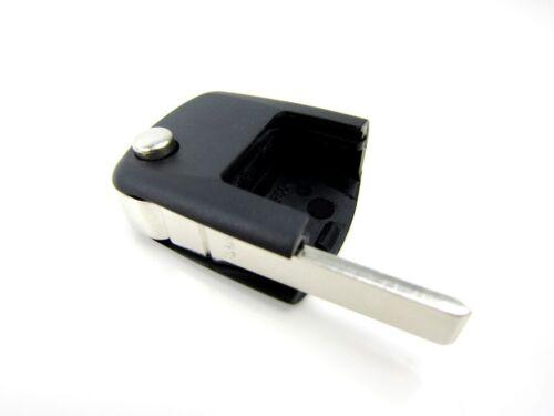 Schlüsselrohling Für VW Seat Skoda Schlüssel Klappschlüssel Gehäuse Hülle