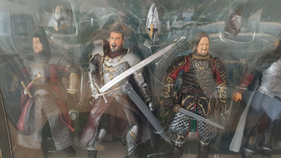 Kings of middle-earth figurer fra Ringenes herre, Toy biz