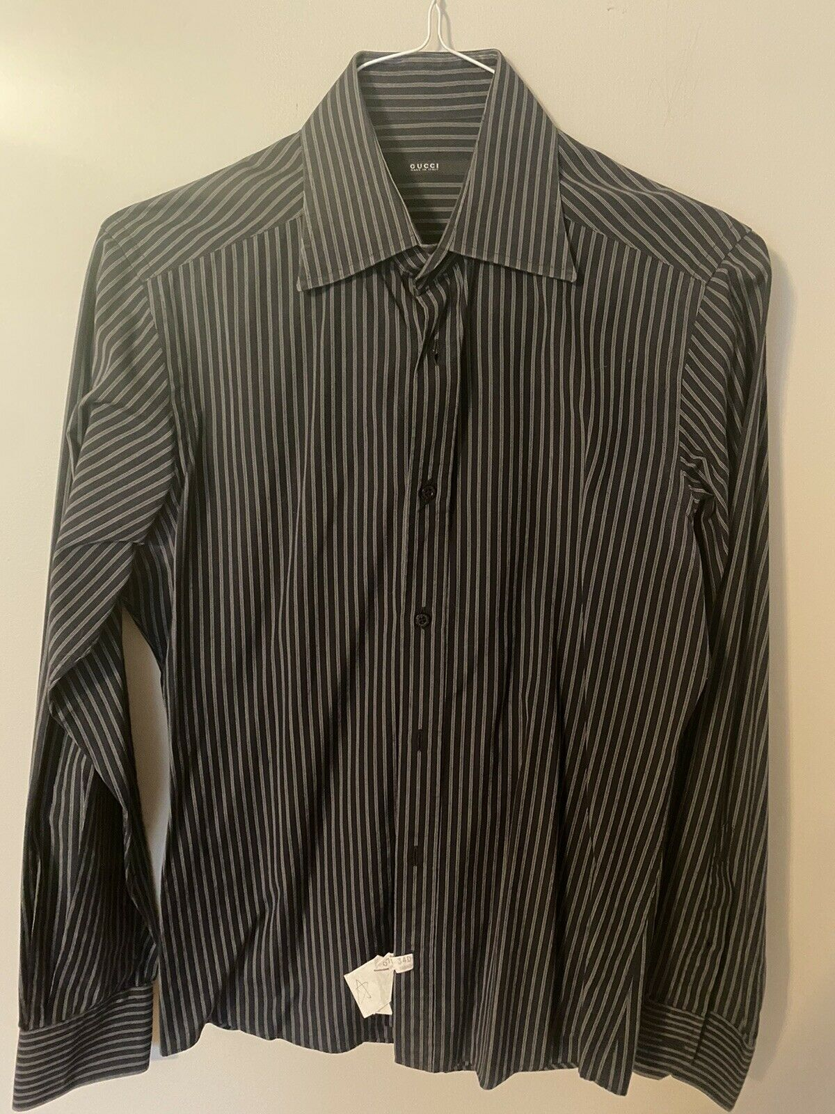 vintage gucci shirt Mens - image 1