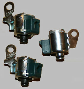 A340-AW4-TRANSMISSION-SOLENOID-KIT-JEEP-Cherokee-Truck-3PC-Shift-TCC-A340E-A340F