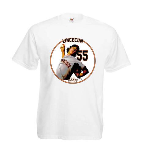 shirt San Francisco Giants Tim Lincecum T