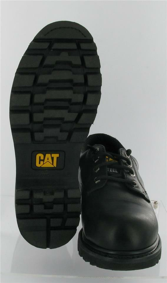 CATERPILLAR Stiefel STEEL TOE TOE TOE CAP SIZE 6 UK CAT WALKING MACHINES b08fed