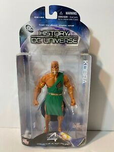 DC-Comics-Direct-History-of-the-Universe-Series-4-Kobra-7-034-Action-Figure-New