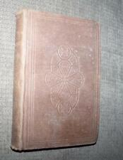 1857 VINTAGE BEAUTIES & ACHIEVEMENTS OF THE BLIND ARTMAN HALL FIRST EDITIONI